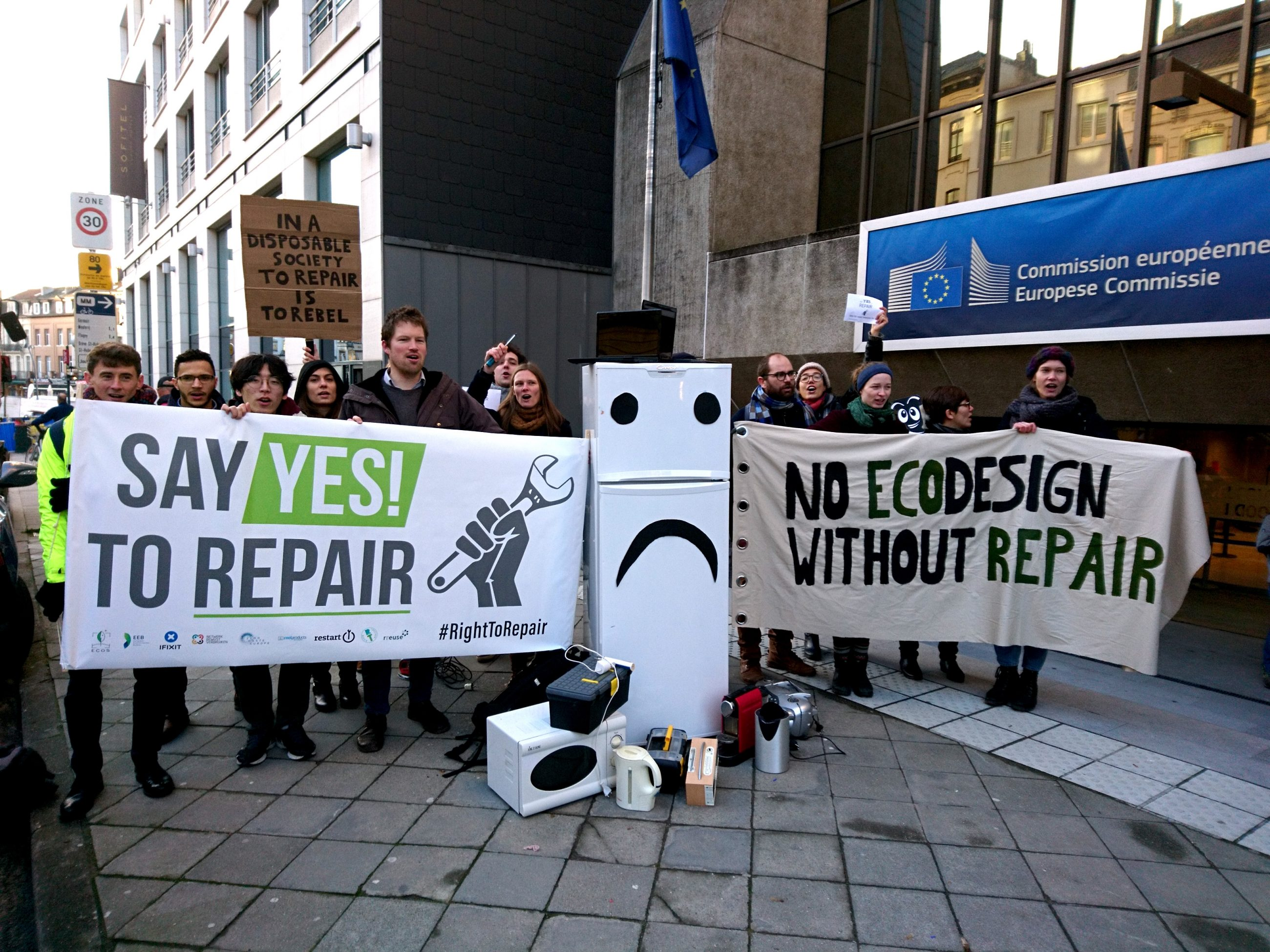 We believe in the right to repair